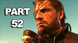 Metal Gear Solid 5 Phantom Pain Gameplay Walkthrough Part 52 - Proxy War Without End (MGS5)