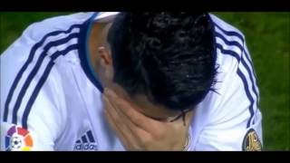 Ronaldo Scerious accident during match