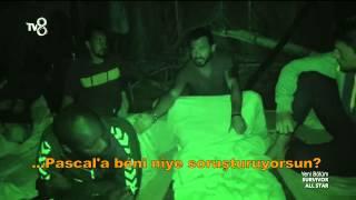 Survivor All Star - Ahmet Dursun'dan Hakan'a Büyük Çıkış (6.Sezon 11.Bölüm)