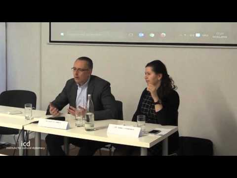 Lead ICD Intern Panel Discussion: Cultural Diplomacy through Social Networks