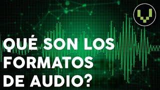 Los formatos de Audio Digital / WAV - AIFF - MP3 - AAC - FLAC - ALAC