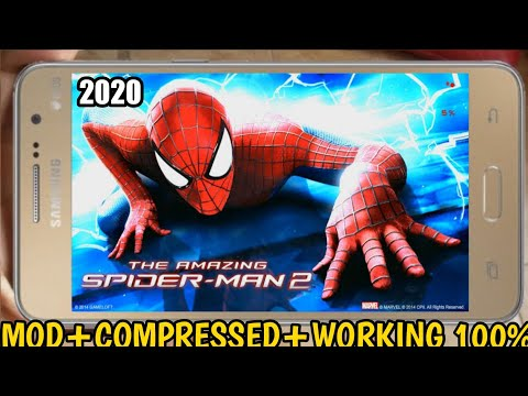 [2020] How To Download AMAZING SPIDER MAN 2 In [Android/iOS](Hindi) | Amazing Spiderman 2 Compressed