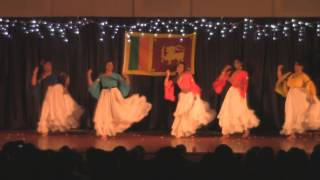 Download Video UCI Sri Lanka United Culture Show 2015: Tamil Dance MP3 3GP MP4