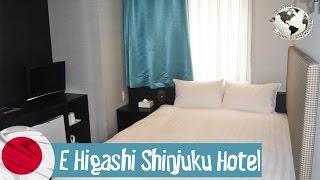 E Higashi Shinjuku Hotel, tokyo Japan. Tokio, Japón 2014