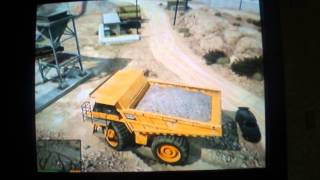 Giant Dump truck location (GTA 5)