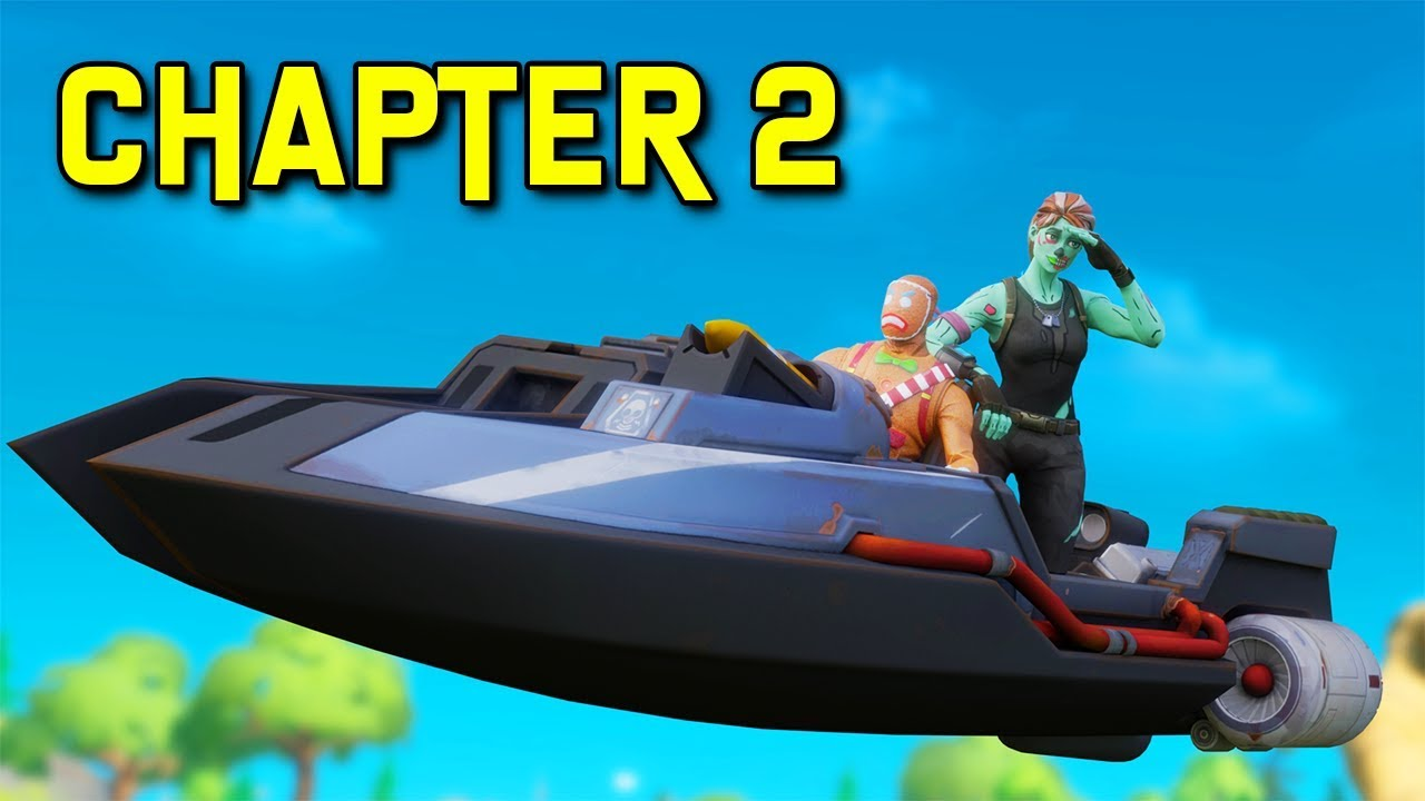 Lazarbeam Gives Joogie A Tour Of Fortnite Chapter 2