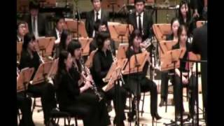 A.BORODIN - POLOVETSIAN DANCES I,II,III ; Keimyung Symphonic Band
