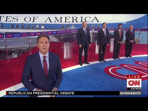 Second Republican Primary Debate - Undercard - September 16 2015 on CNN