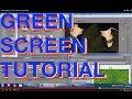 Sony Vegas Pro 11/12/13/14 Green/Blue Screen Tutorial