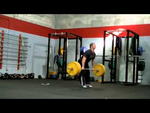 Training for Power & Athleticism