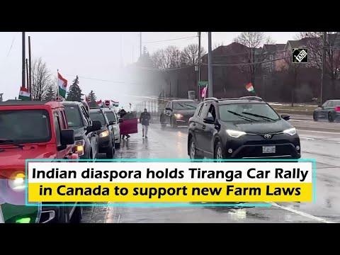 Indian diaspora holds