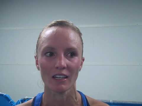 Shalane Flanagan 14th Place 2009 World Track Championships