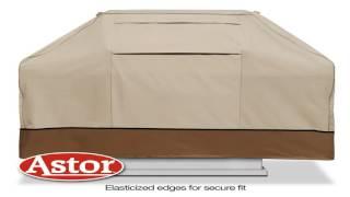 Classic Accessories Veranda Gas Barbeque Heavy Duty Premium Grill Cover Med