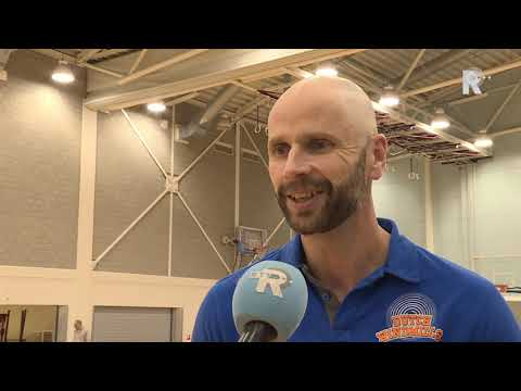 Hammink na overwinning op Aris Leeuwarden: 'Waren actiever in vierde kwart'