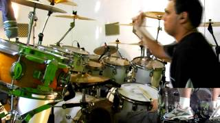 CREEDENCE Have you ever seen the rain DENIS CIANI drum cover