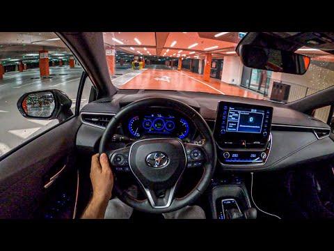 Toyota Corolla GR Sport Night   POV Test Drive #548 Joe Black
