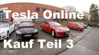 Tesla Online Kauf Teil 3. Mängelbeseitigung auf Garantie. Model S P85D