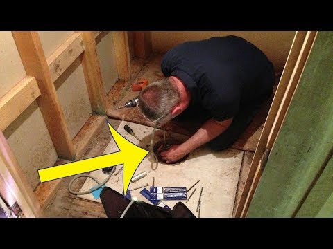 This Guy Found a Secret Safe Under His Dead Grandparents' Carpet. You Won't Believe What Was Inside