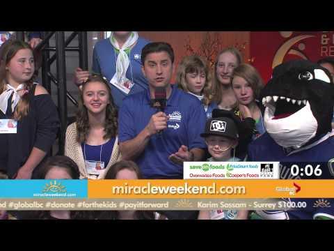Miracle Weekend 2014 - Overwaitea Food Group