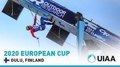 LIVE | Oulu, Finland | 2020 UIAA European Cup Finals