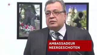 ПОСТАНОВОЧНОЕ УБИЙСТВО посла России в Турции | FAKE the murder of the Ambassador of Russia in Turkey