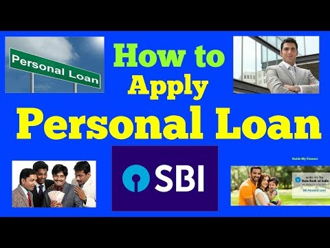 How to Apply SBI Personal Loan | Complete Guide on SBI Expre