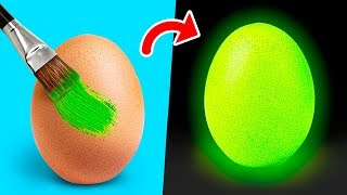 10 Bright Hacks For Your Easter Gifts / Fun And Cute Easter DIYs