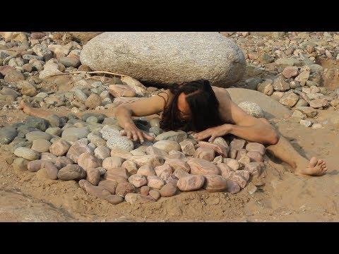Rock Ceremony | Adam Koan | Tattapani, India | Butoh in Nature