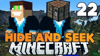 SUCHOOOO! Minecraft Hide'n'Seek #22 | Vertez & Purpose