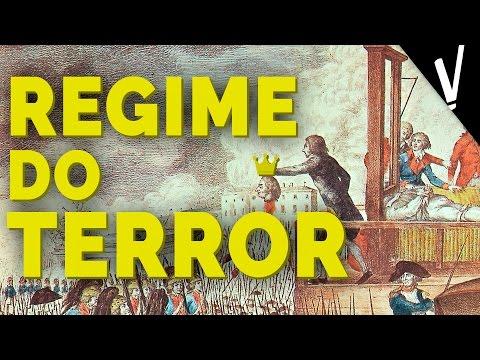Convenção Montanhesa e o Regime do Terror| Revolução Francesa