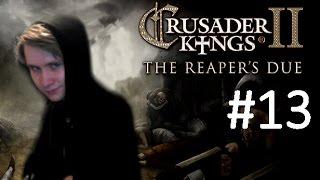 CK2 Reaper's Due - Immortal Ruler - Part 13: War ravages in India again!