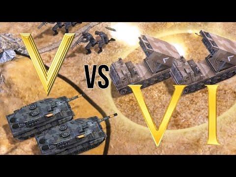 Civilization 6 Vs Civilization 5 - Comparison
