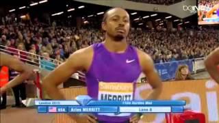 110m Hurdles Men Final - Jason Richardson 13.19 (Diamond League-2015. London)