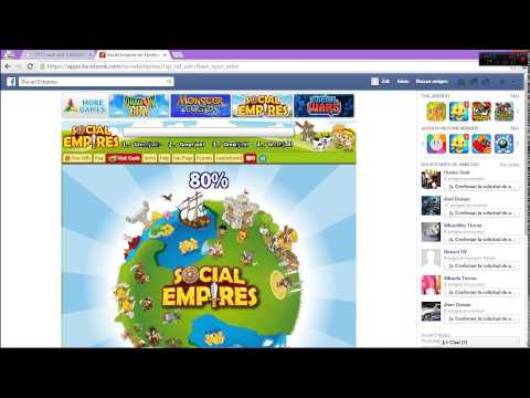 Hack de Cash Para Social Empires!!...