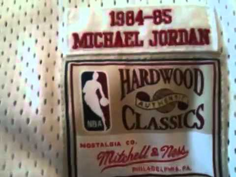 on sale 7ab46 0b02d Michael Jordan Mitchell & Ness Jersey Collection