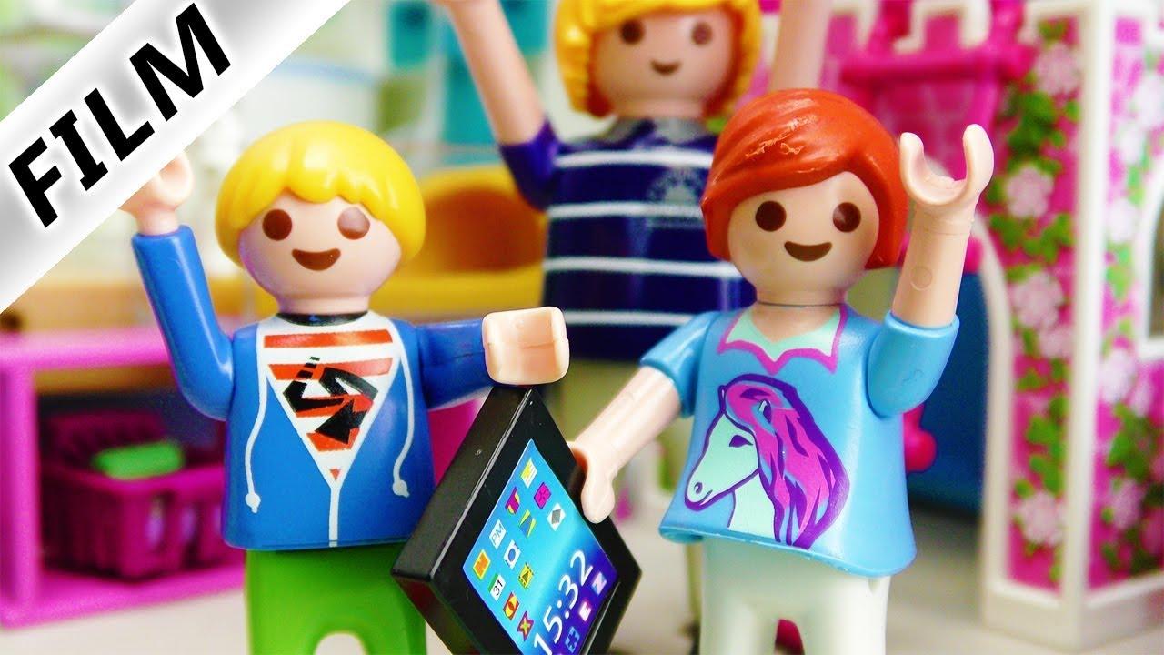 Familie Vogel Playmobil Ausmalbilder : Playmobil Film Deutsch Rollentausch Wenn Hannah Ein Junge