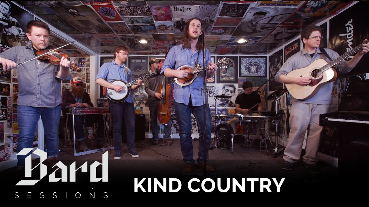 Kind Country | Wine || Bard Sessions