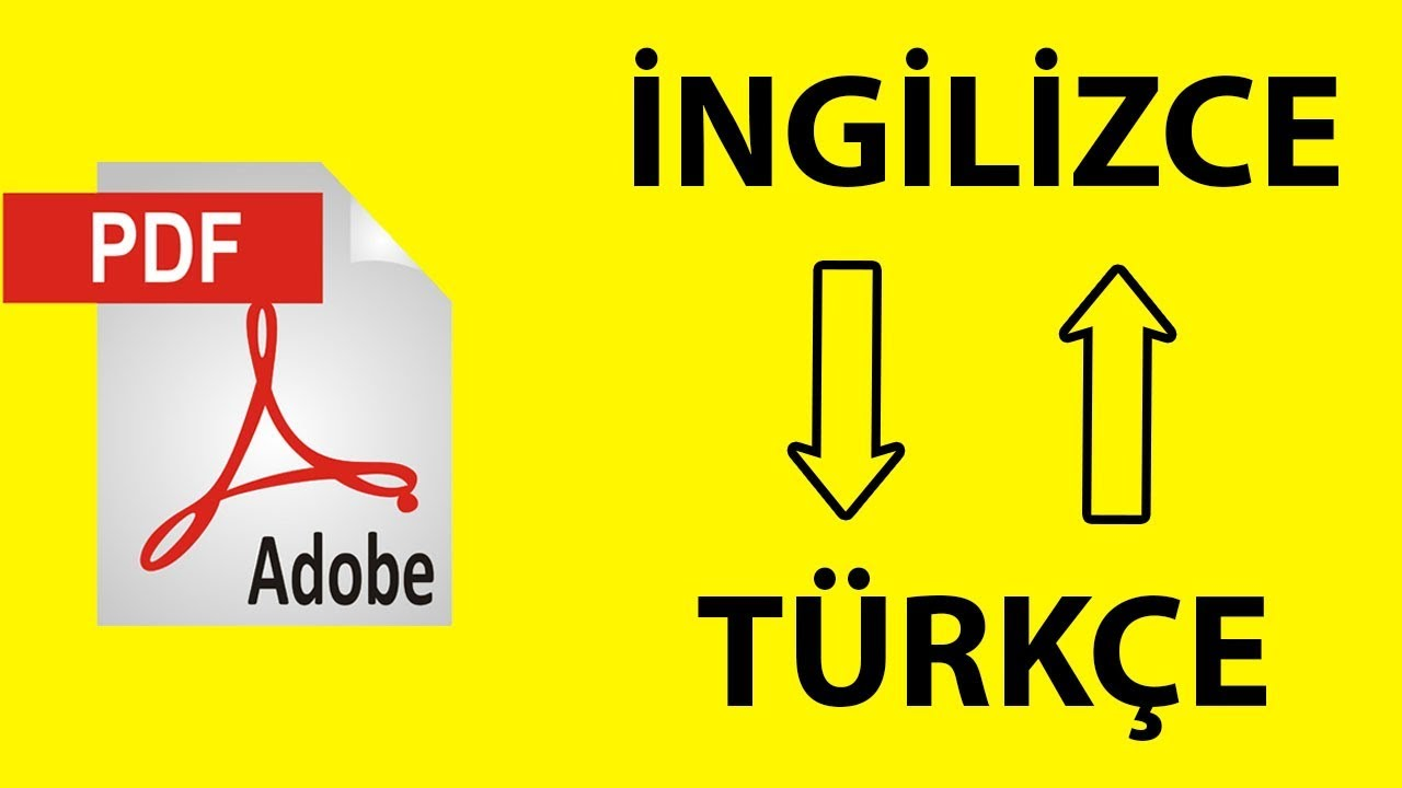 How to Convert any English Pdf File to any Language 🔥