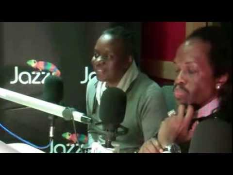 Earth, Wind and Fire Launch Now, Then and Forever - Interview at Jazz FM