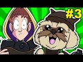 Tobuscus Animated Adventures Wizards #11 - Puppy Cannon video