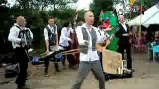 Glastonbury 2008 Rafven