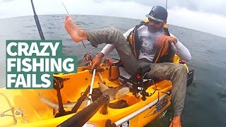 Fishing Fails and Funny Fishing Moments | We've Got a Bite!