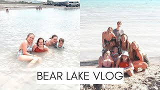 BEAR LAKE FUN! | Herrin Twins