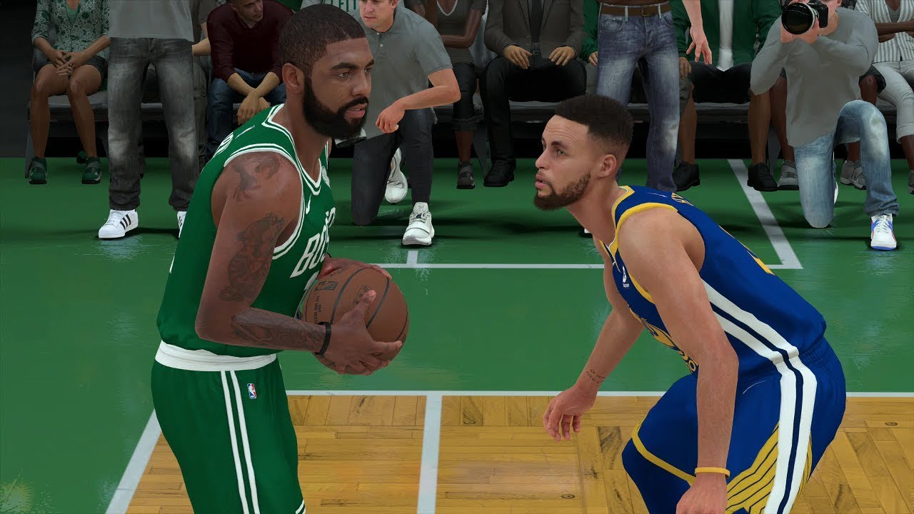 Game of The Year? ... NBA 2K18 Gameplay Boston Celtics vs ...
