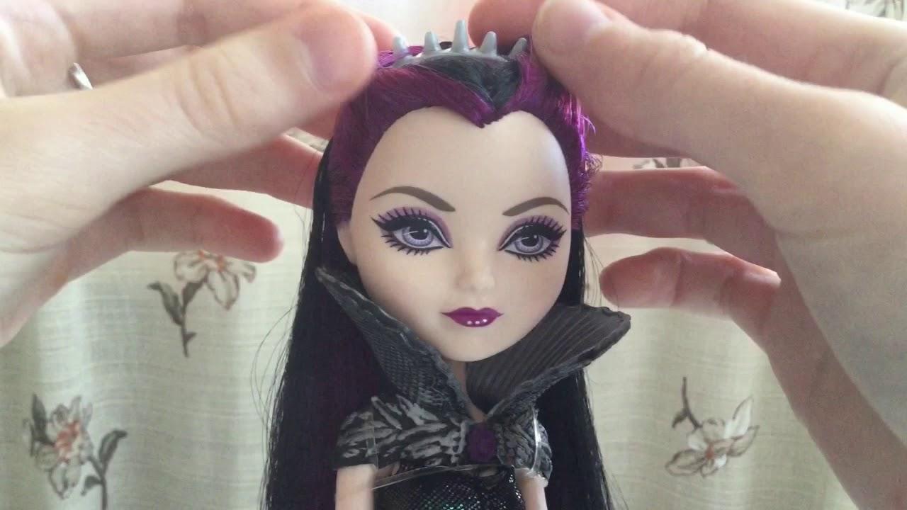 Картинка дочь злой королевы кукла