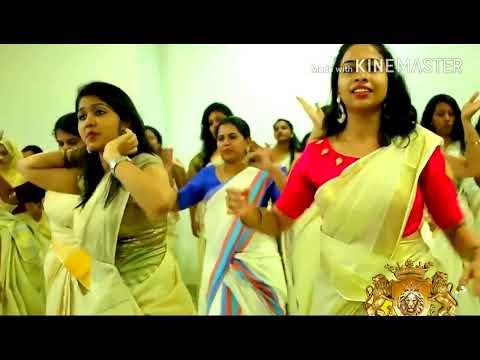 JIMIKKI KAMMAL VIRAL VIDEOS SONG  IN MALAYALAM