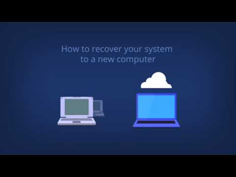 How to recover with Acronis Universal Restore