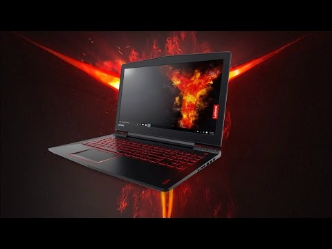 Видео обзор ноутбука Lenovo Legion Y520-15 (80WK0028RK)