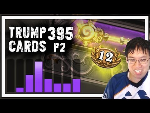 Trump Cards #395 - 12-0!!! So Thats How It Feels to Snipe People - Part 2