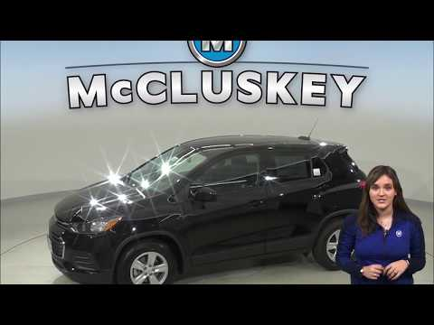 200935 2020 Chevrolet Trax LS FWD 4D Sport Utility Test Drive, Review, For Sale -